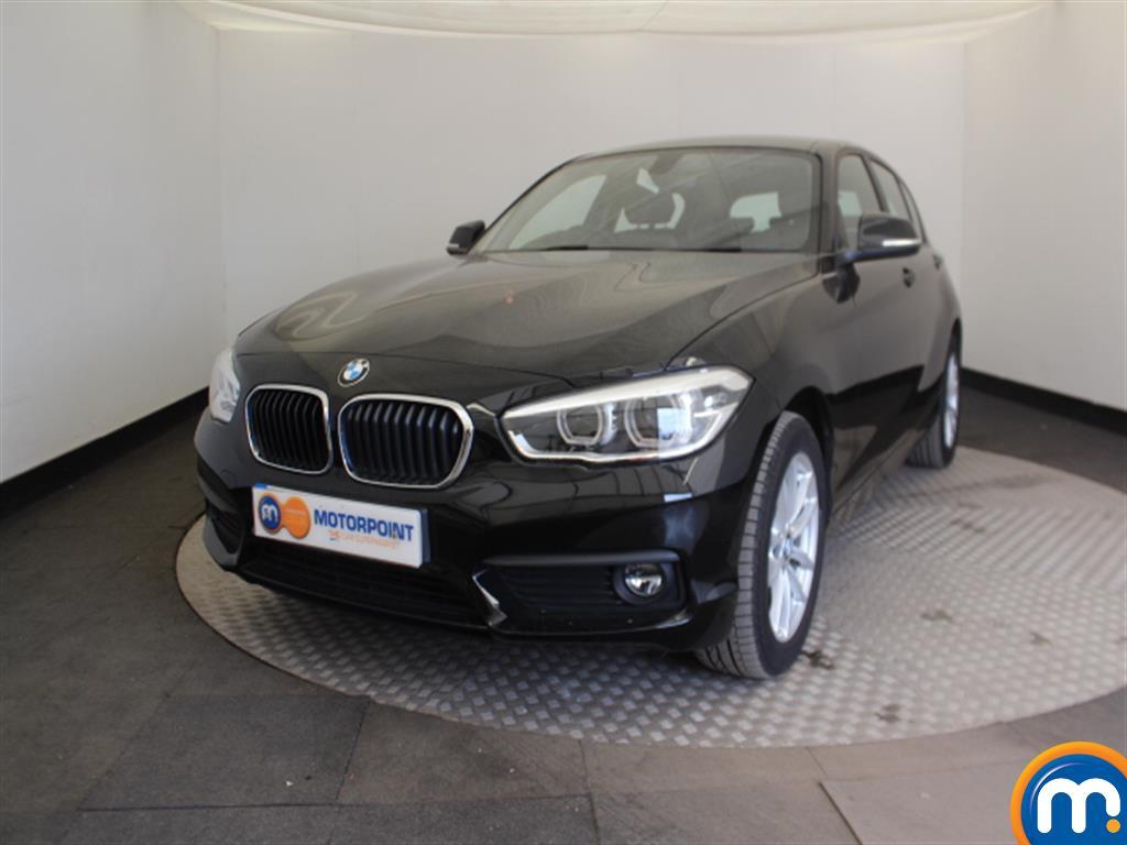 BMW 1 Series SE Business - Stock Number (1018680) - Passenger side front corner