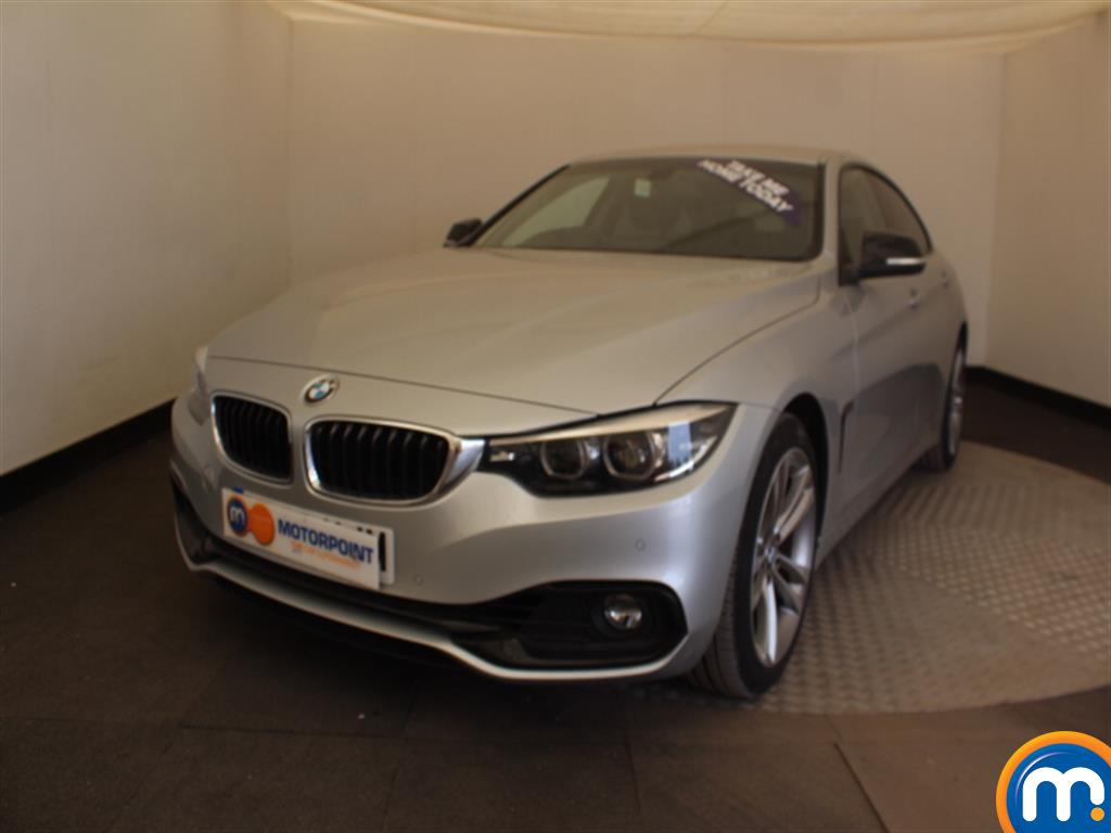 BMW 4 Series Sport - Stock Number (1018264) - Passenger side front corner
