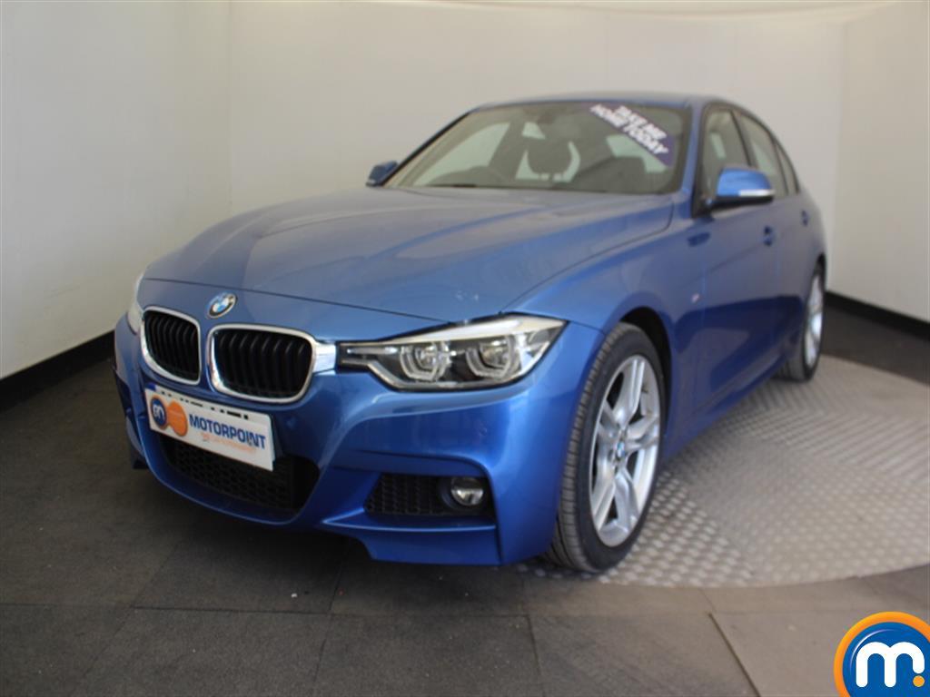 BMW 3 Series M Sport - Stock Number (1017292) - Passenger side front corner