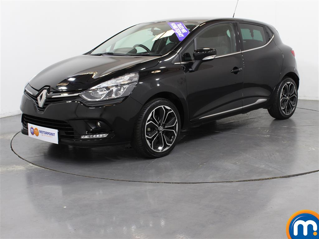 Renault Clio Iconic - Stock Number (1017456) - Passenger side front corner