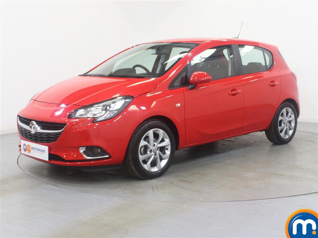 Vauxhall Corsa SRi - Stock Number (1016542) - Passenger side front corner
