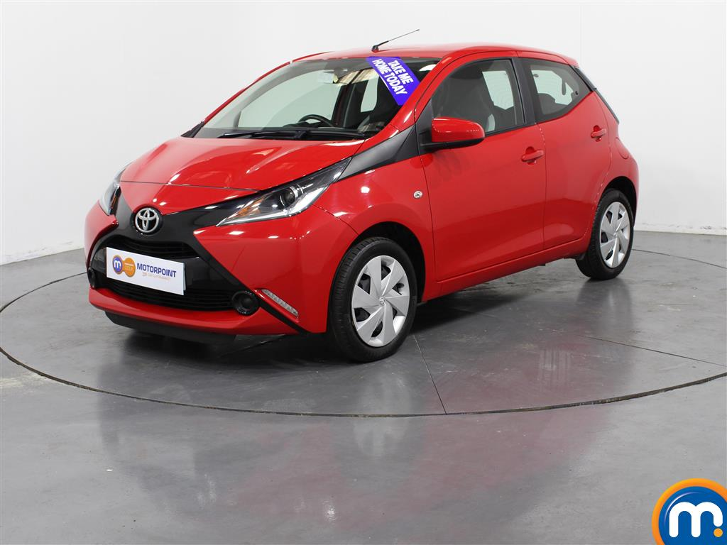 Toyota Aygo X-Play - Stock Number (1018024) - Passenger side front corner