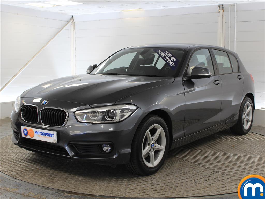 BMW 1 Series SE Business - Stock Number (1011407) - Passenger side front corner