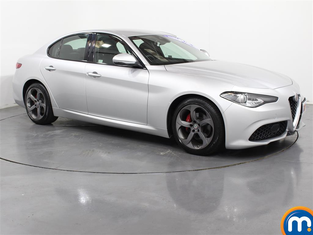 Alfa Romeo Giulia Speciale Automatic Diesel Saloon - Stock Number (1003428) - Drivers side front corner