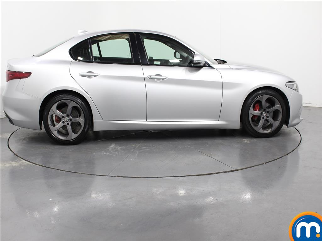 Alfa Romeo Giulia Speciale Automatic Diesel Saloon - Stock Number (1003428) - Drivers side