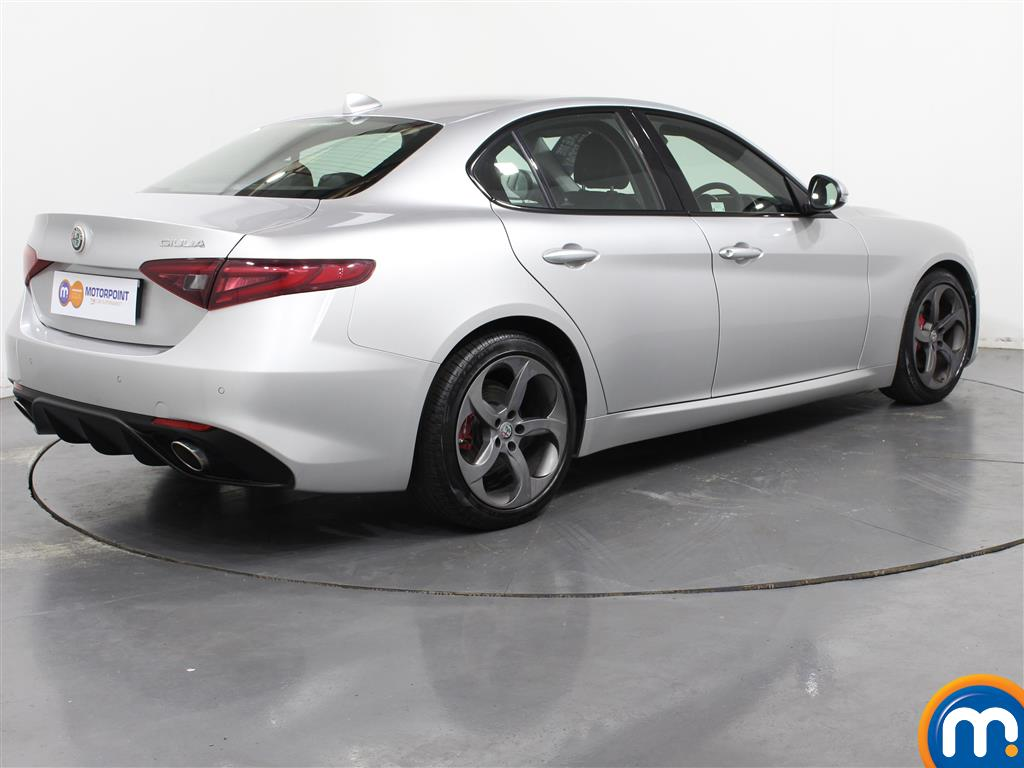 Alfa Romeo Giulia Speciale Automatic Diesel Saloon - Stock Number (1003428) - Drivers side rear corner