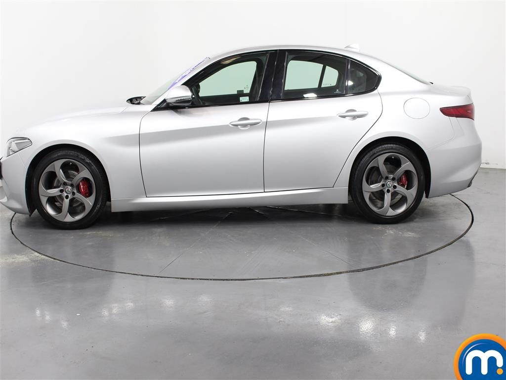 Alfa Romeo Giulia Speciale Automatic Diesel Saloon - Stock Number (1003428) - Passenger side