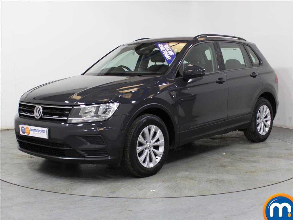 Volkswagen Tiguan S - Stock Number (1017882) - Passenger side front corner