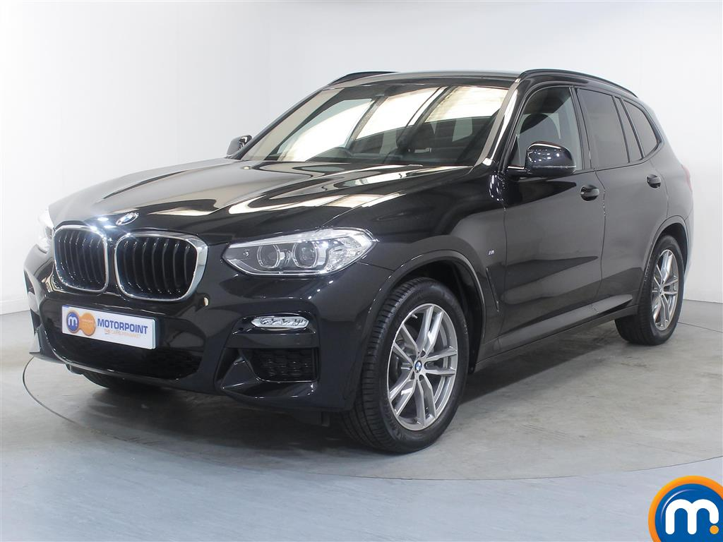 BMW X3 M Sport - Stock Number (1018820) - Passenger side front corner