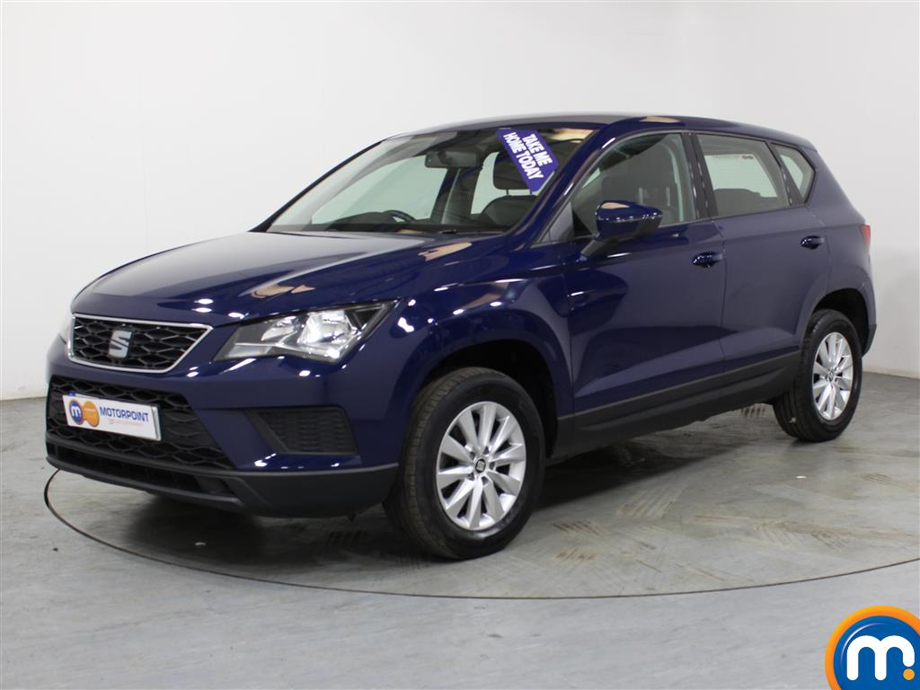 Seat Ateca S - Stock Number (1013614) - Passenger side front corner