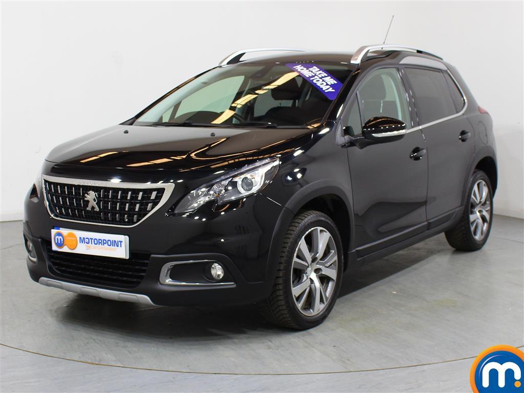 Peugeot 2008 Allure - Stock Number (1005395) - Passenger side front corner