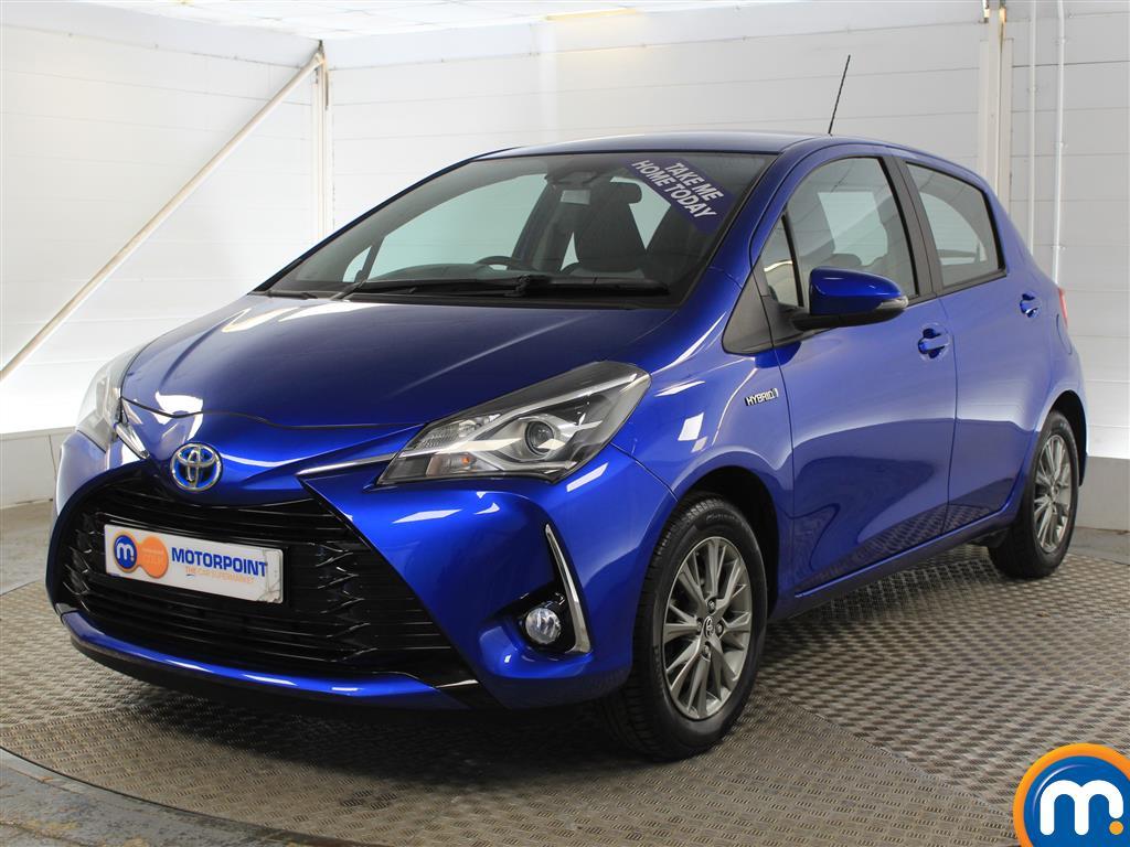 Toyota Yaris Icon - Stock Number (1023496) - Passenger side front corner