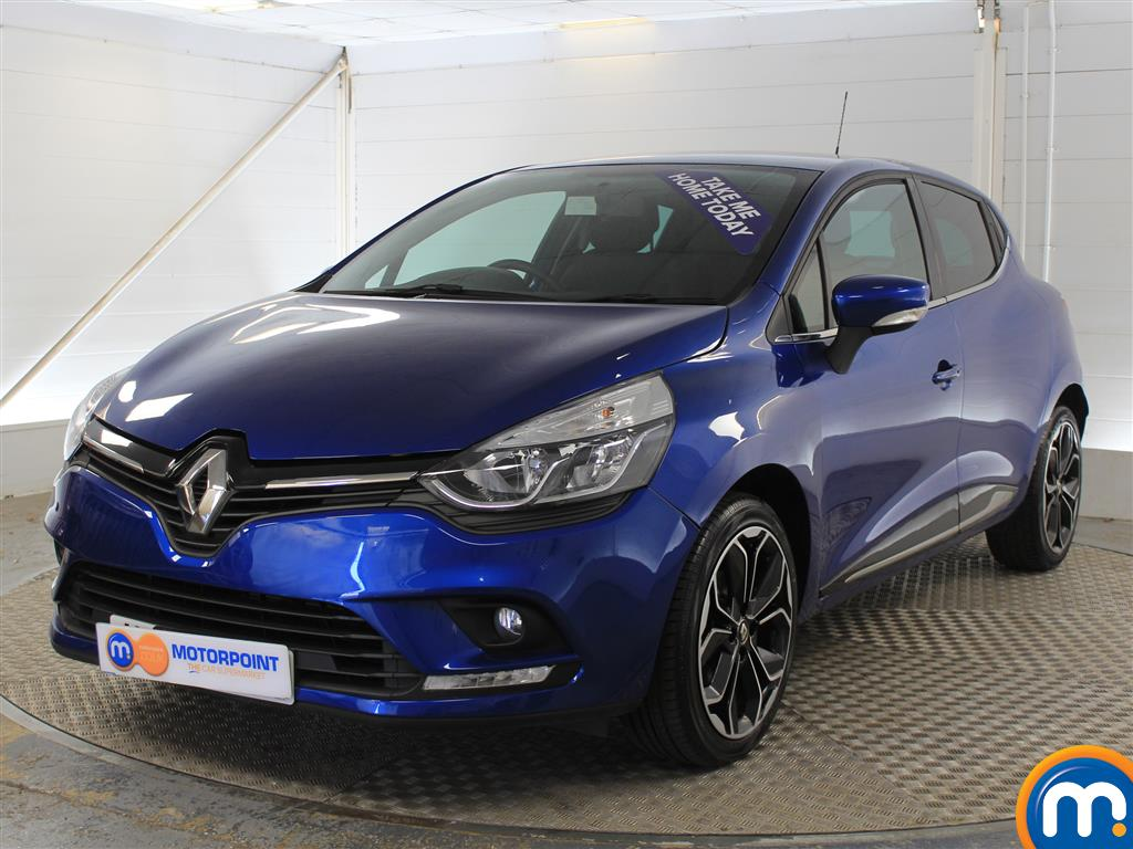 Renault Clio Iconic - Stock Number (1019743) - Passenger side front corner