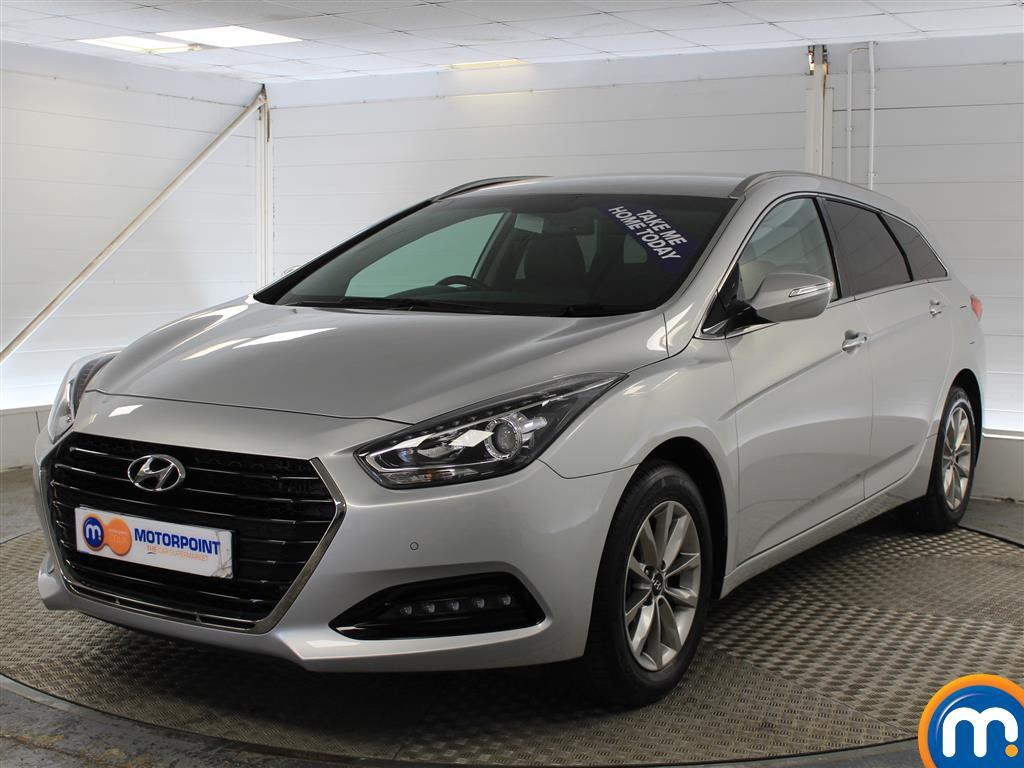 Hyundai I40 SE Nav Business - Stock Number (1016173) - Passenger side front corner