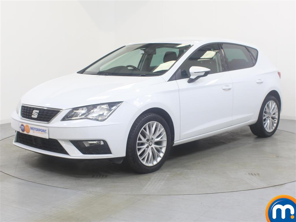 Seat Leon SE Dynamic Technology - Stock Number 1018979 Passenger side front corner