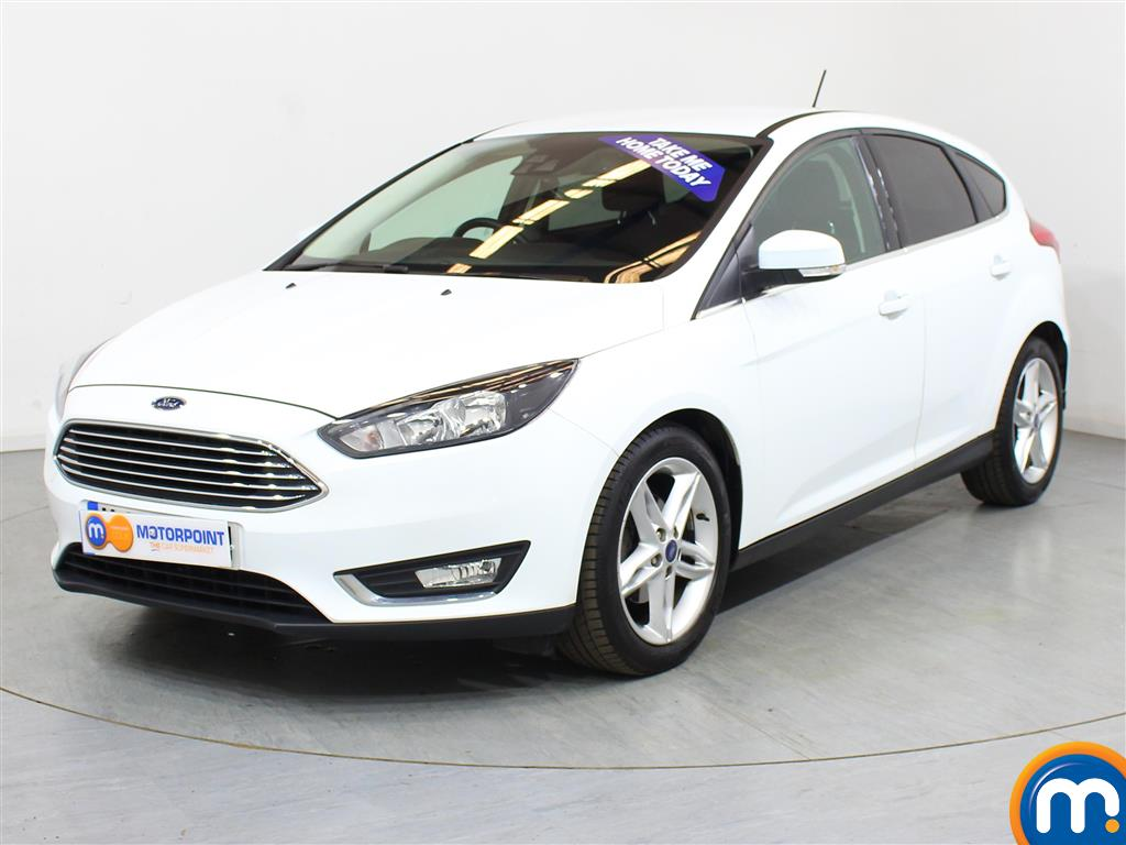 Ford Focus Titanium - Stock Number (1012283) - Passenger side front corner