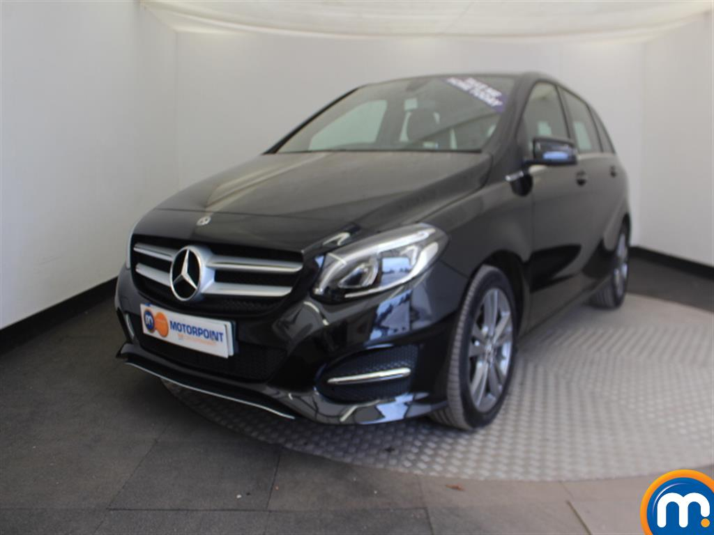 Mercedes-Benz B Class Exclusive Edition - Stock Number (1016420) - Passenger side front corner