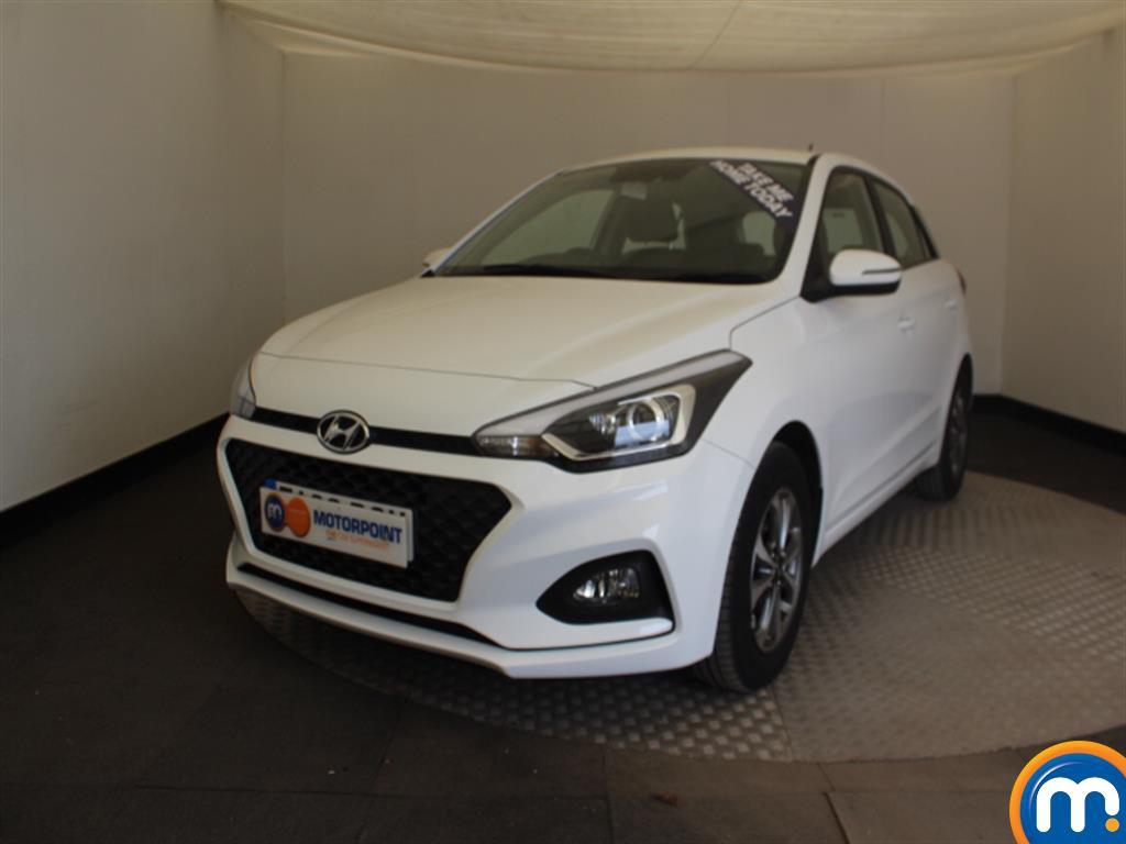 Hyundai I20 SE - Stock Number (1019890) - Passenger side front corner