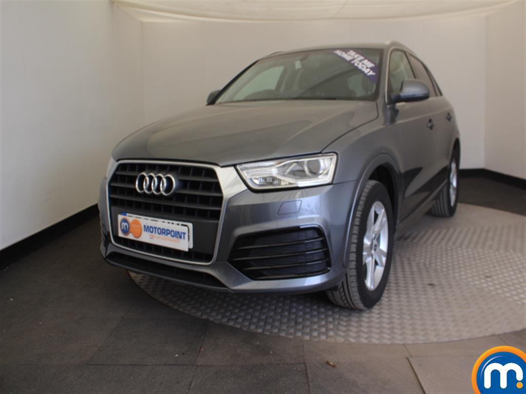 Audi Q3 Sport - Stock Number (1020724) - Passenger side front corner