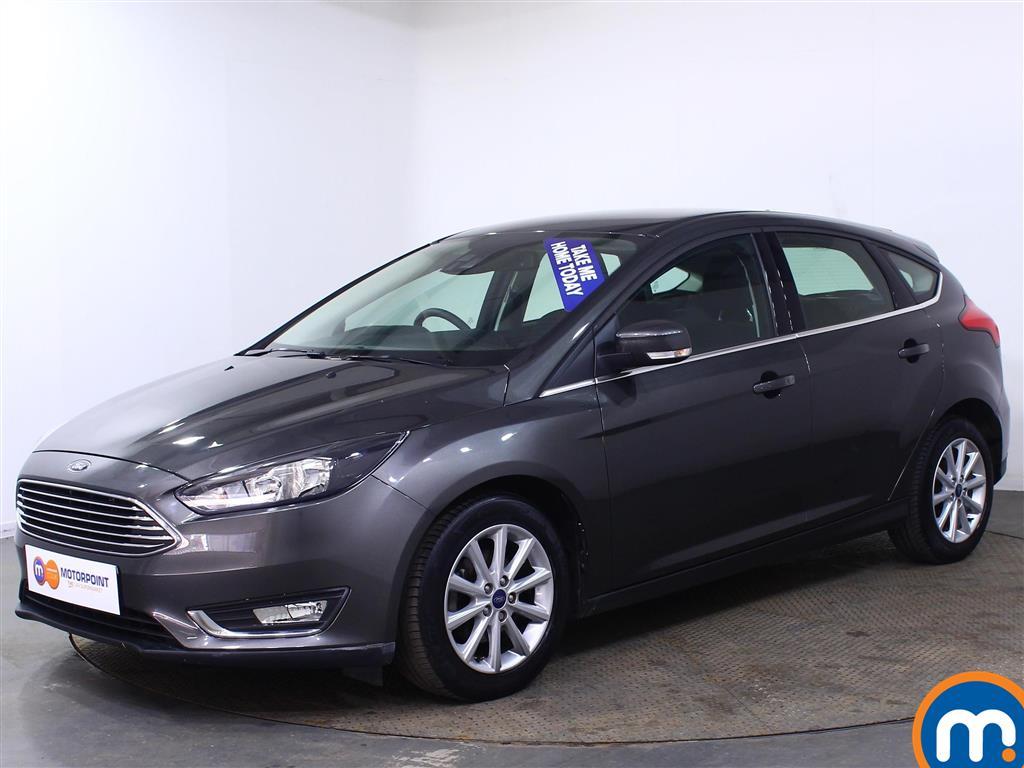 Ford Focus Titanium - Stock Number (1018742) - Passenger side front corner