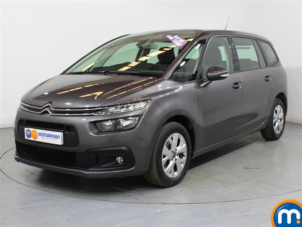 Citroen Grand C4 Picasso Touch Edition - Stock Number (996880) - Passenger side front corner