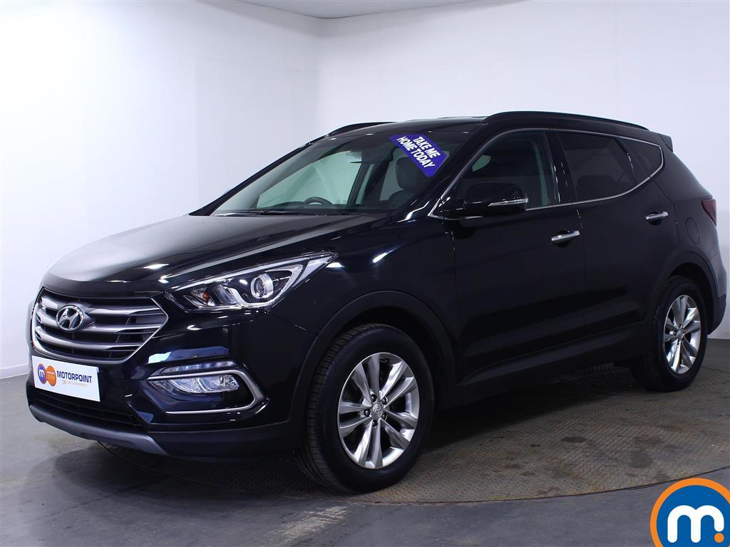 Hyundai Santa Fe Premium - Stock Number (1017227) - Passenger side front corner
