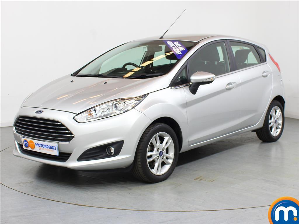 Ford Fiesta Zetec - Stock Number (1011785) - Passenger side front corner