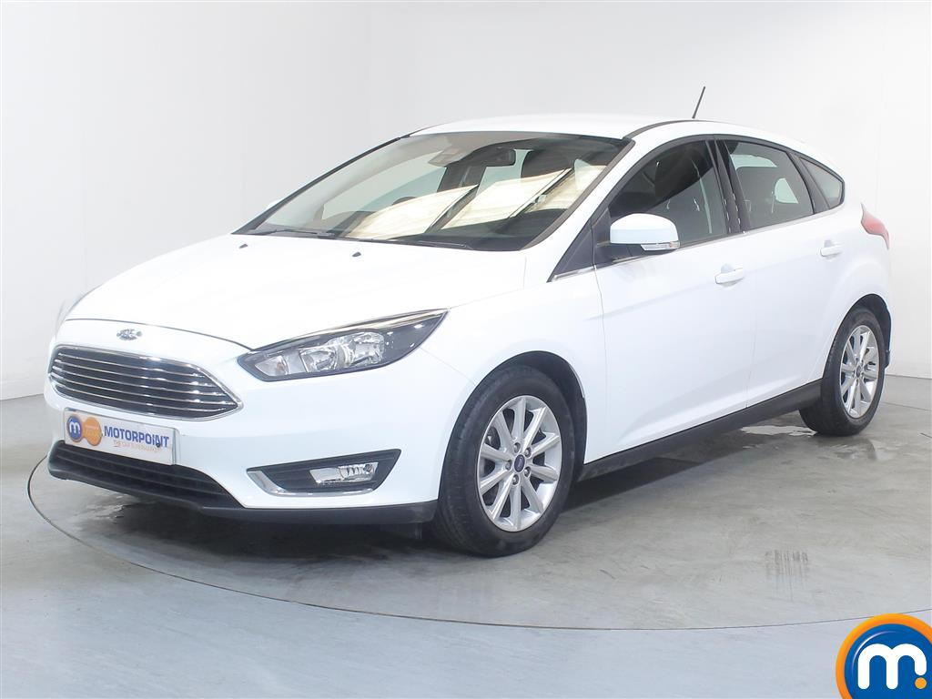Ford Focus Titanium - Stock Number (1020593) - Passenger side front corner