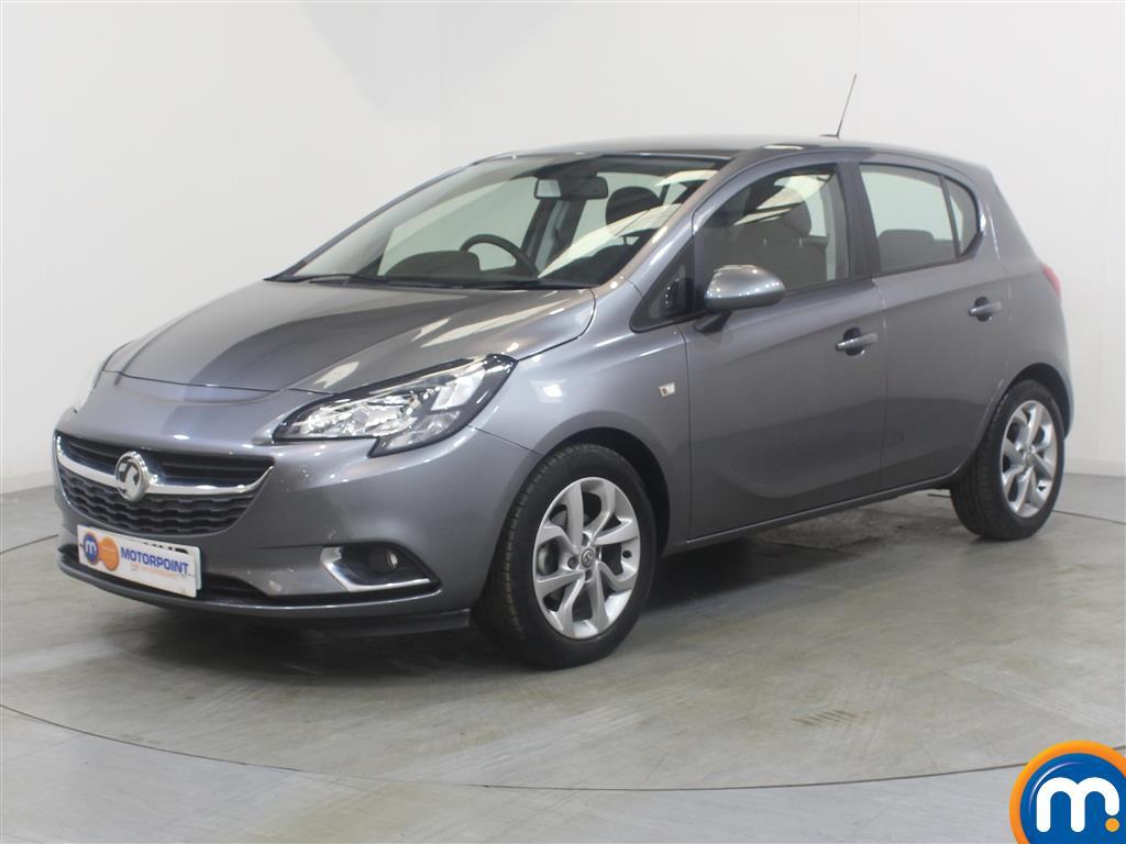 Vauxhall Corsa SRi - Stock Number (1016496) - Passenger side front corner