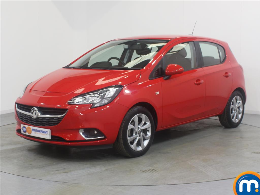 Vauxhall Corsa SRi - Stock Number (1016466) - Passenger side front corner