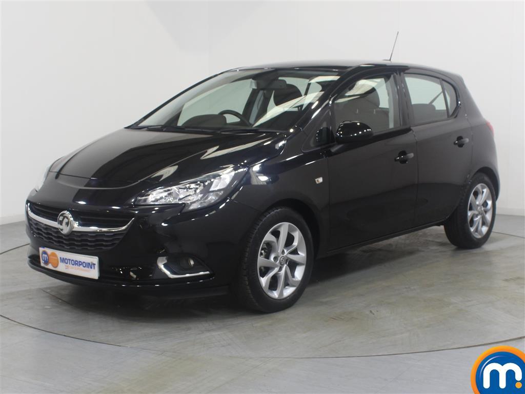 Vauxhall Corsa SRI Manual Petrol Hatchback - Stock Number (1016554) - Passenger side front corner