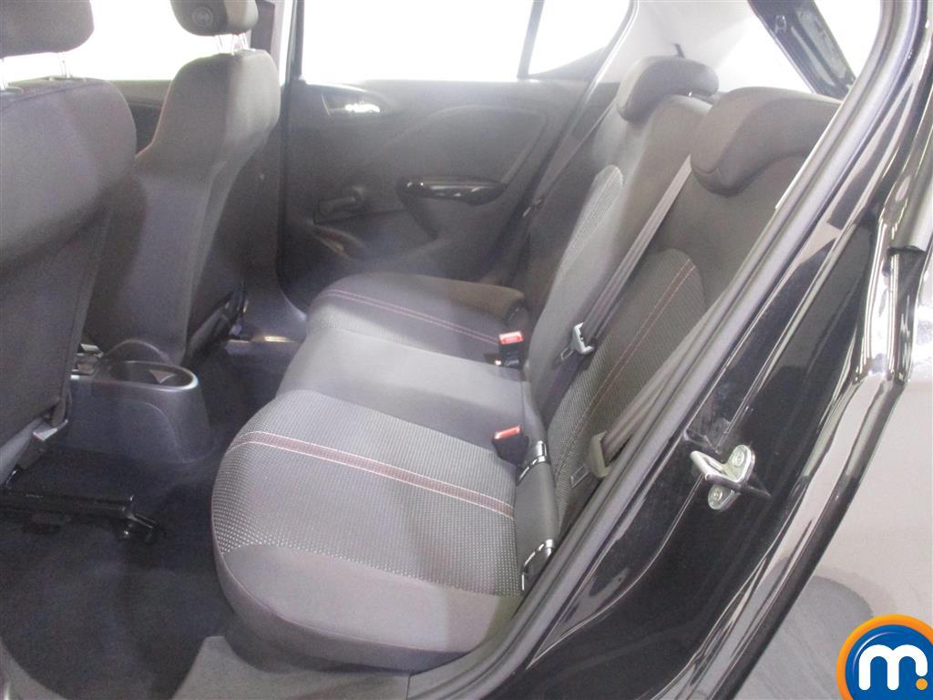 Vauxhall Corsa SRI Manual Petrol Hatchback - Stock Number (1016554) - 3rd supplementary image