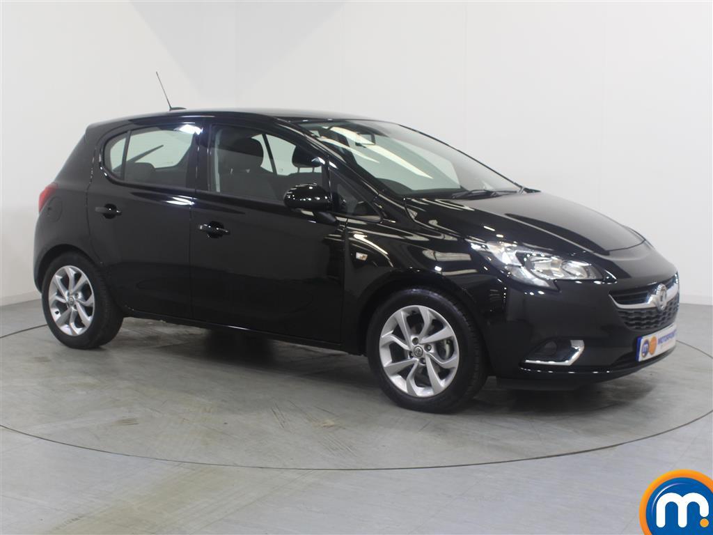 Vauxhall Corsa SRI Manual Petrol Hatchback - Stock Number (1016554) - Drivers side front corner