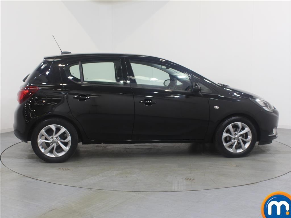 Vauxhall Corsa SRI Manual Petrol Hatchback - Stock Number (1016554) - Drivers side