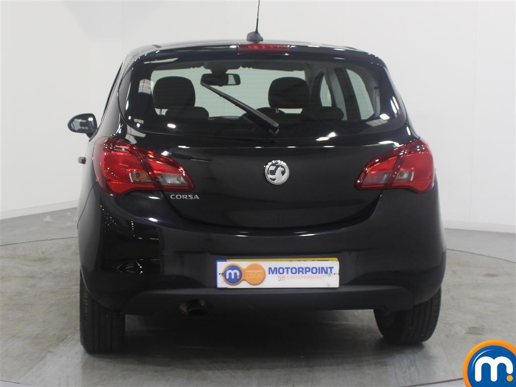 Vauxhall Corsa SRI Manual Petrol Hatchback - Stock Number (1016554) - Rear bumper