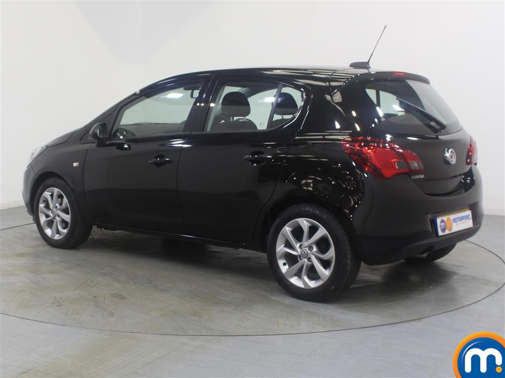 Vauxhall Corsa SRI Manual Petrol Hatchback - Stock Number (1016554) - Passenger side rear corner