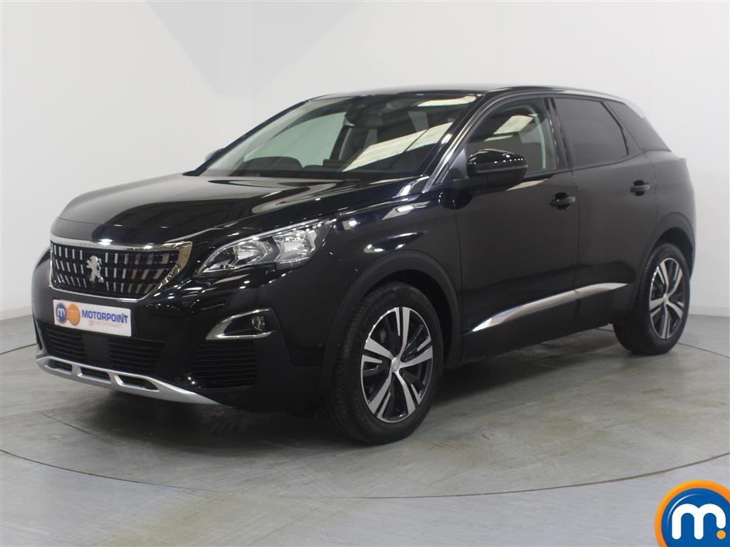 Peugeot 3008 Allure - Stock Number (1018616) - Passenger side front corner