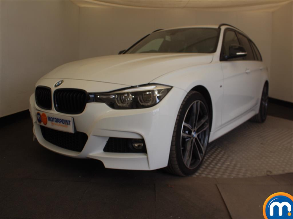 BMW 3 Series M Sport Shadow Edition - Stock Number (1018060) - Passenger side front corner