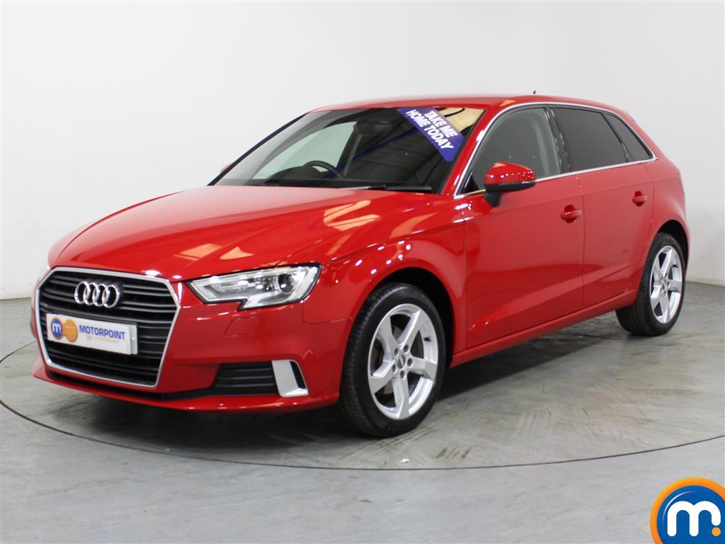 Audi A3 Sport - Stock Number (1021613) - Passenger side front corner