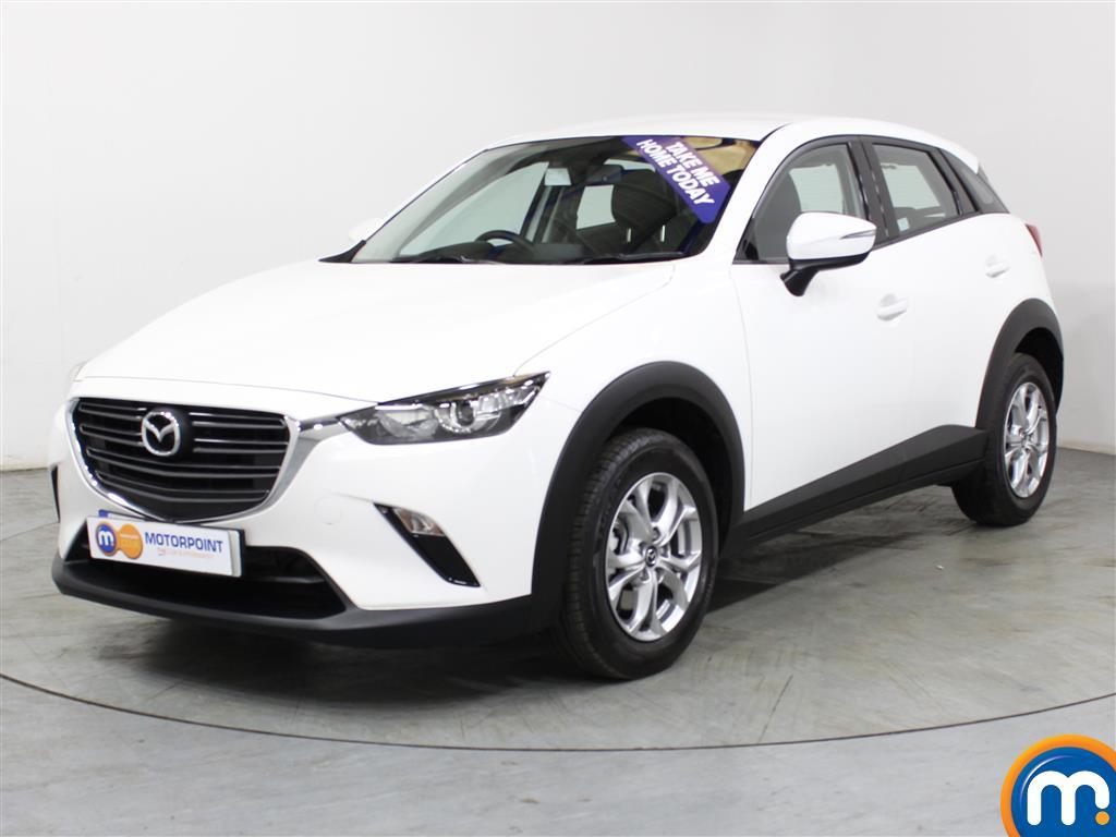 Mazda Cx-3 SE-Nav -Plus - Stock Number (1022924) - Passenger side front corner