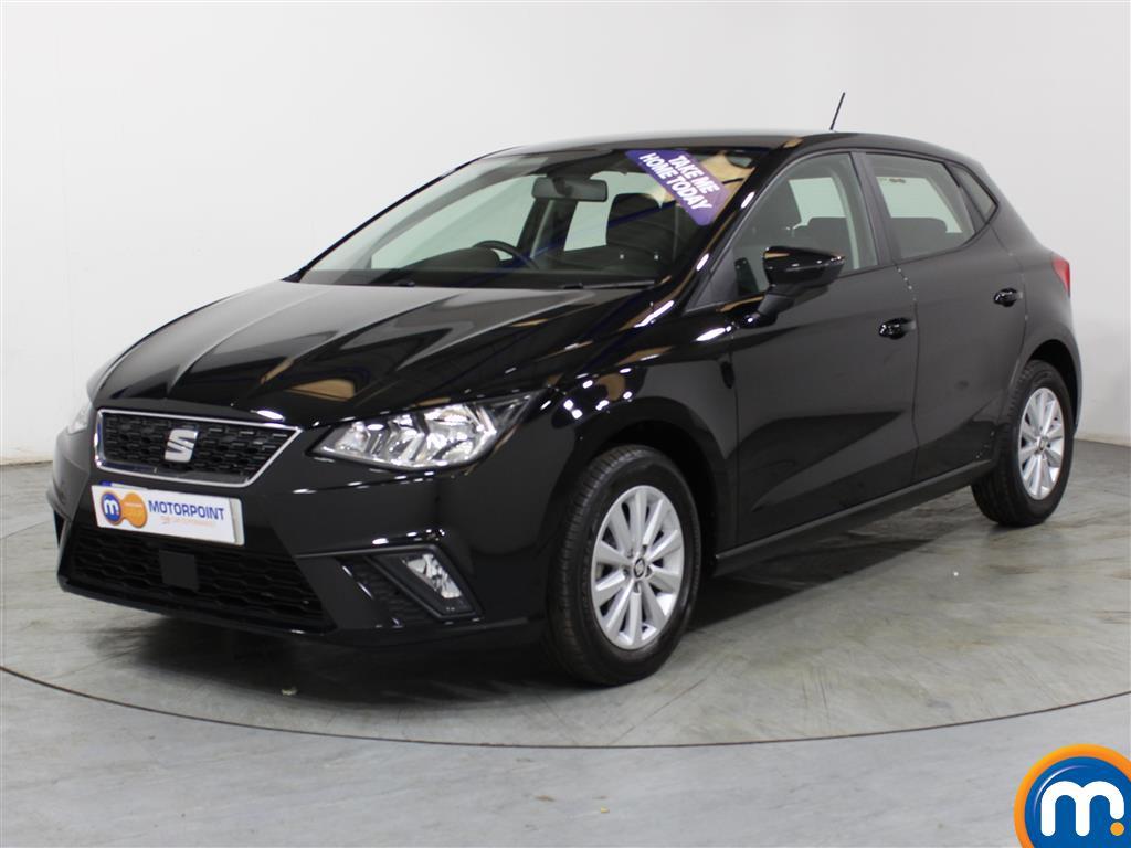 Seat Ibiza SE Technology - Stock Number (1022615) - Passenger side front corner