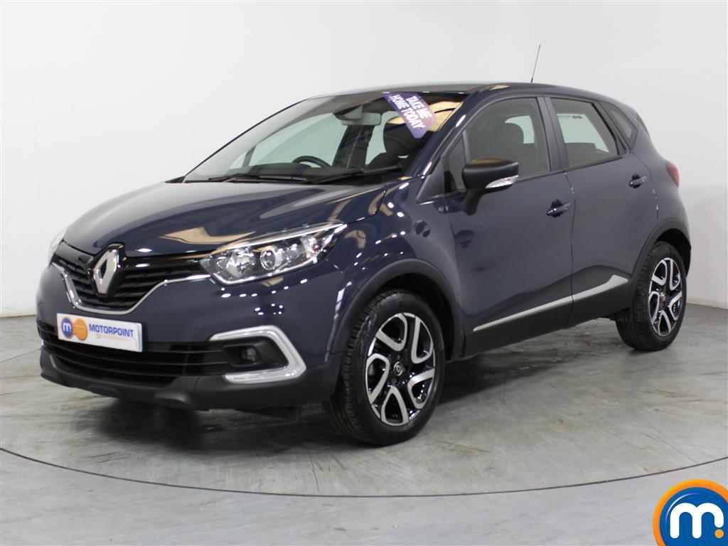 Renault Captur Dynamique Nav - Stock Number (1008092) - Passenger side front corner