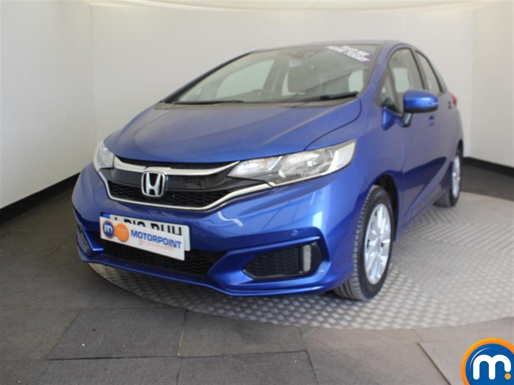 Honda Jazz SE Navi - Stock Number (1018142) - Passenger side front corner