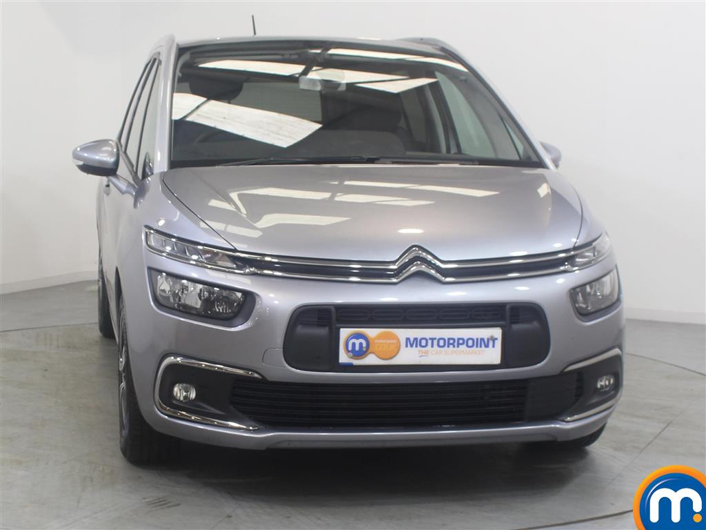 Citroen Grand C4 Picasso Feel Manual Petrol People Carrier - Stock Number (1017801) - Front bumper