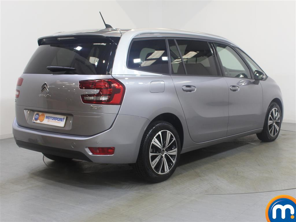 Citroen Grand C4 Picasso Feel Manual Petrol People Carrier - Stock Number (1017801) - Drivers side rear corner