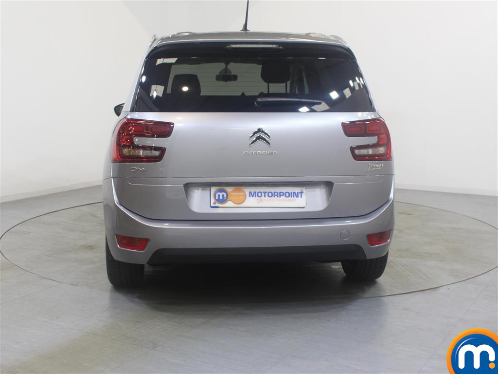 Citroen Grand C4 Picasso Feel Manual Petrol People Carrier - Stock Number (1017801) - Rear bumper