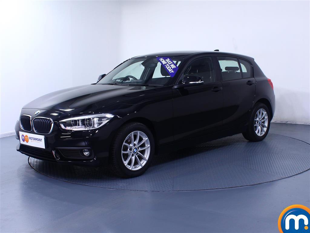 BMW 1 Series SE Business - Stock Number (1018833) - Passenger side front corner