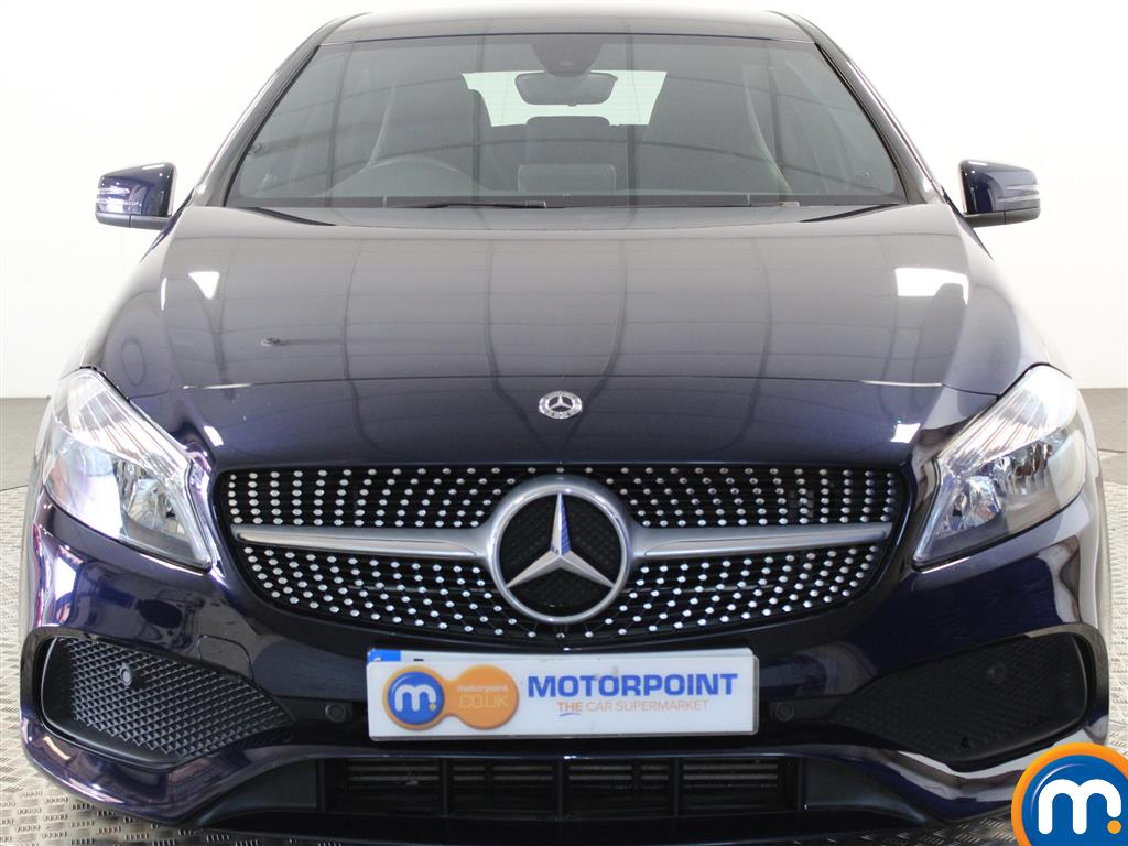 Mercedes-Benz A Class Amg Line Manual Petrol Hatchback - Stock Number (1015175) - Front bumper
