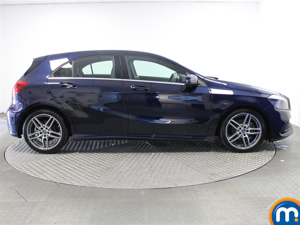 Mercedes-Benz A Class Amg Line Manual Petrol Hatchback - Stock Number (1015175) - Drivers side