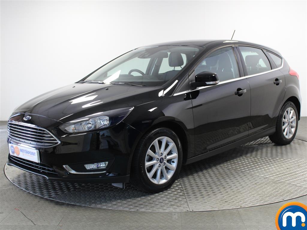 Ford Focus Titanium - Stock Number 1018281 Passenger side front corner
